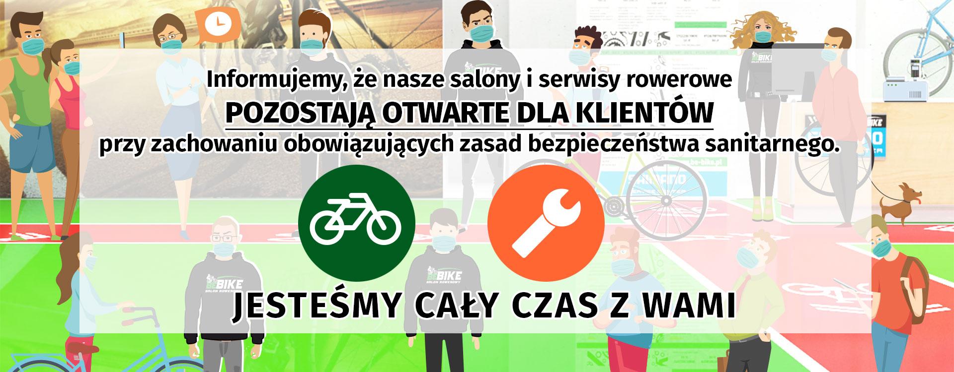 7253e8407c698f Sklep rowerowy BE-BIKE - Łódź, profesjonalny serwis rowerowy, serwis  narciarski, akcesoria, Łódź ul. Krzemieniecka 2